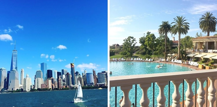 Best Coast? New York City Vs. Los Angeles