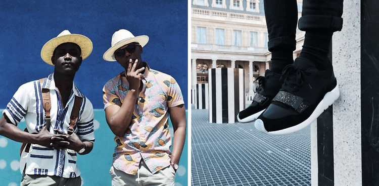 The Gramlist: 5 Guys With Serious Swag