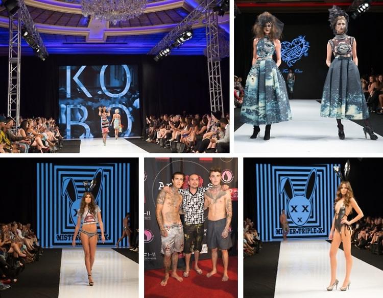 Art Hearts Fashion Rocks L.A. Fashion Week