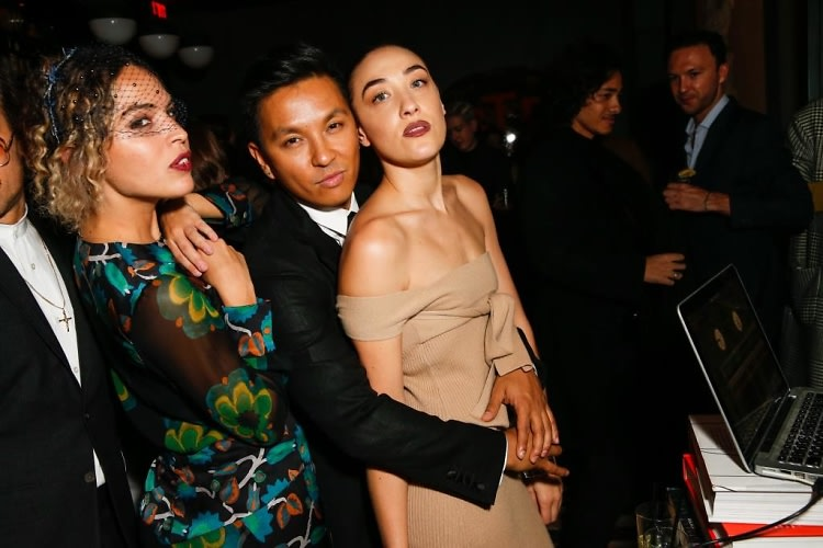 Inside The CFDA/Vogue Fashion Fund After-Party