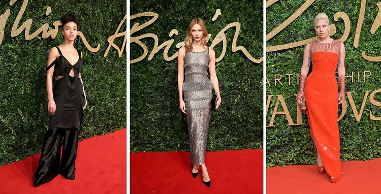 Best Dressed Guests: 2015 British Fashion Awards