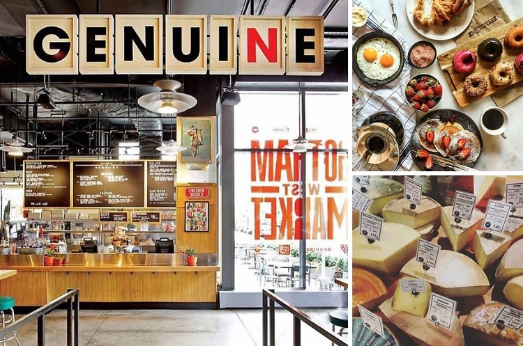 Foodie Approved: 10 Gourmet Food Halls To Hit In NYC