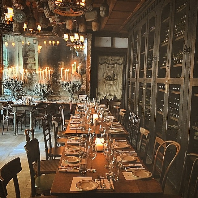 Spots to host a chic birthday dinner in nyc