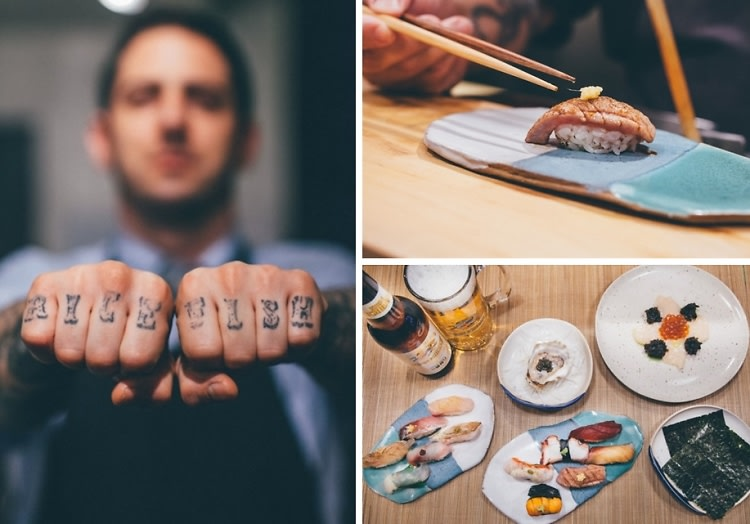 #FoodPorn: MUNCHIES Hosts A Spectacular Omakase Dinner At New York Sushi Ko