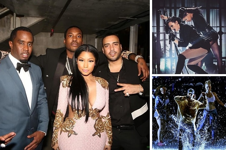 Instagram Round Up: The 2015 American Music Awards