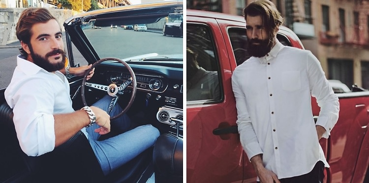 No-Shave November: 9 Bearded Babes To Follow On Instagram