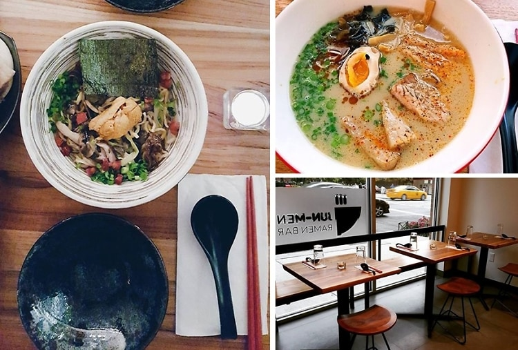 Taster Tuesdays: Inside Jun-Men Ramen