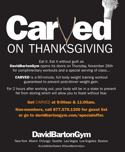 David Barton Gym