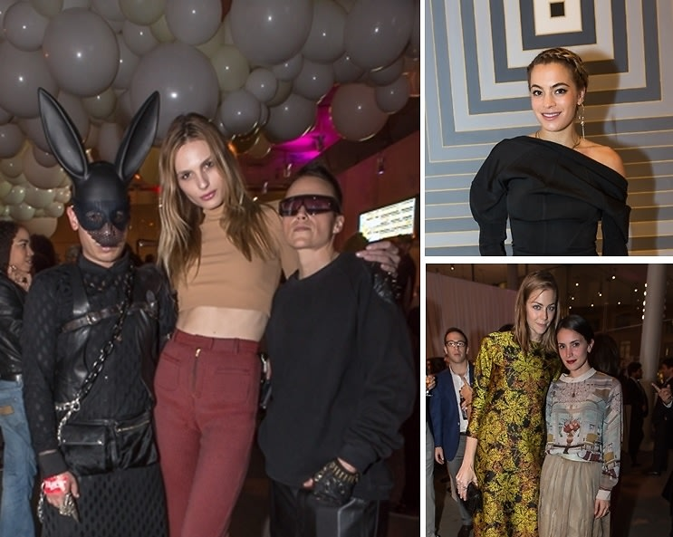 Best Dressed Guests: The 2015 Whitney Art Party