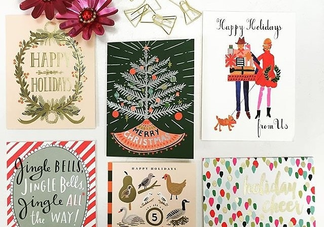 You've Got Mail: Holiday Cards For Everyone On Your List