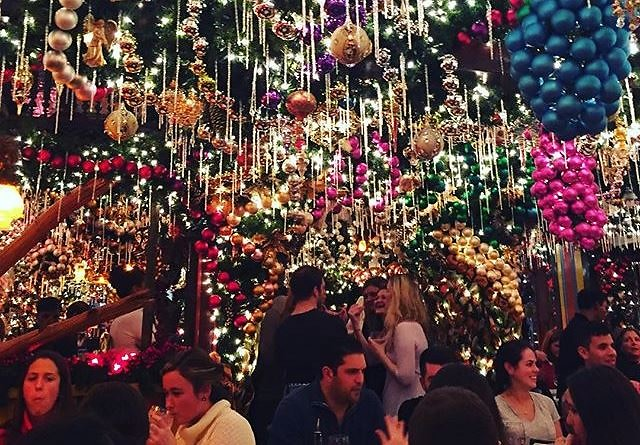 The GofG Christmas Dinner Guide 2014: Where To Dine In NYC