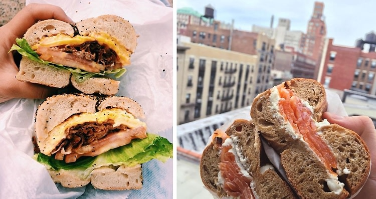 National Have A Bagel Day: The 10 Best Bagels In Town