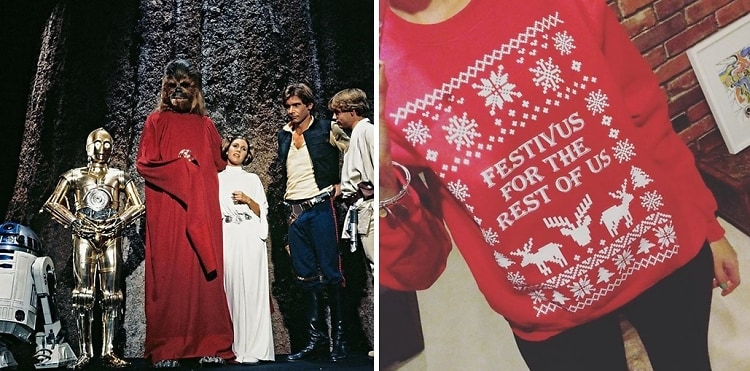 Festivus & Other Fictional Holidays We Should Actually Celebrate
