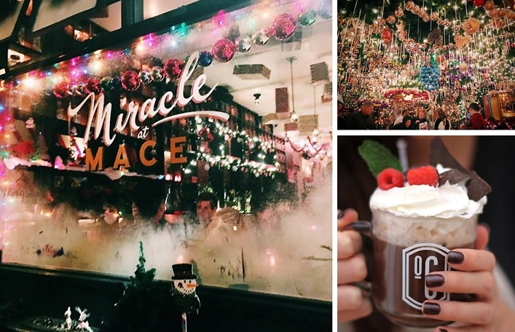 8 Holiday Inspired Bars To Toast To This Season