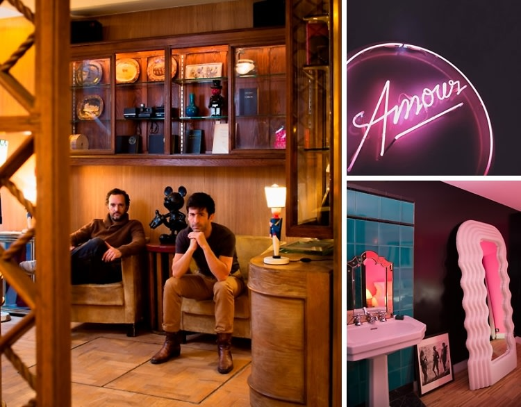 André Saraiva Talks His New Paris Hot Spot, Hotel Grand Amour