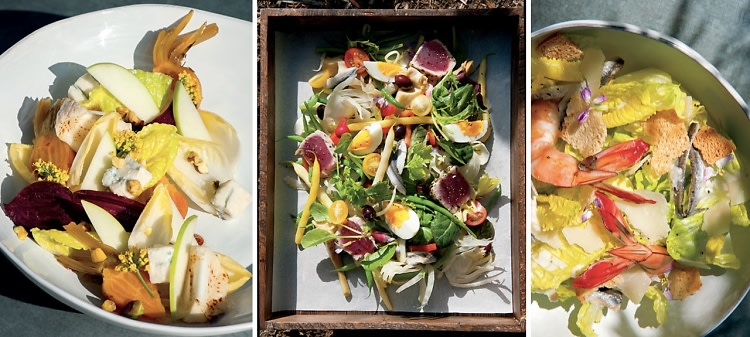 Easy Salads For All Seasons Via Fig & Olive