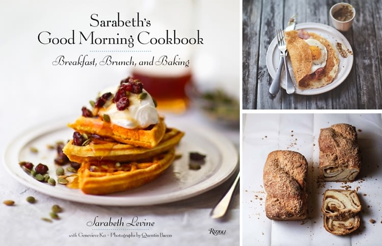 4 Delicious Dishes From Sarabeth's To Make For Christmas Breakfast