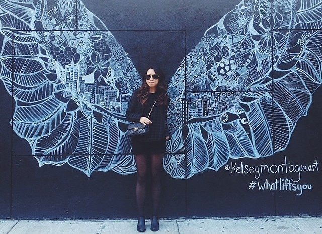 7 Spots To Snap Your Next Selfie In NYC
