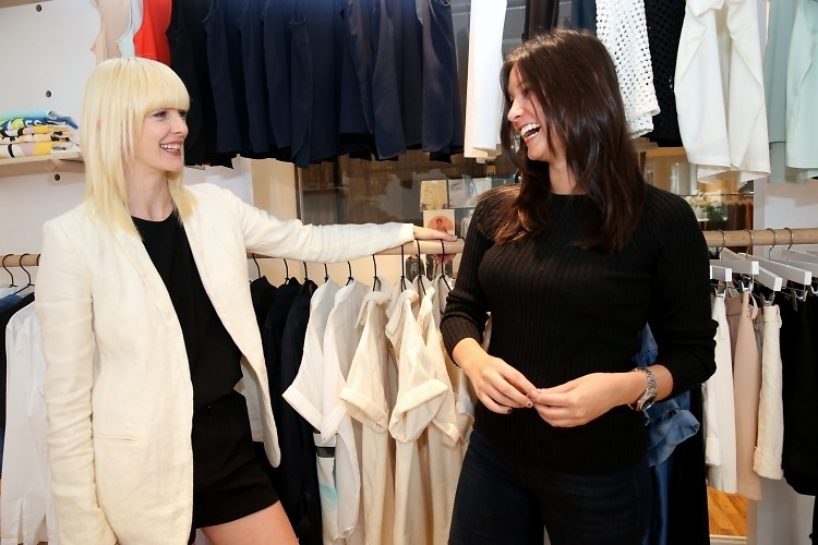 Interview: AYR's Maggie Winter & Jac Cameron Give New Meaning To The Perfect Pair Of Jeans