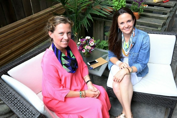 Interview: The Sister Duo Behind Roarke New York Is Taking Neckwear To A New Level