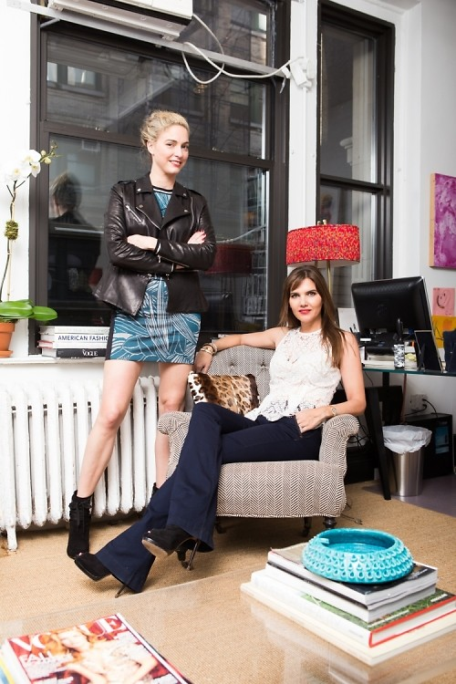 Interview: The Sisters-In-Law Behind Veronica Beard Talk Signature Style, Winter Beauty & The Evolution Of Their Brand