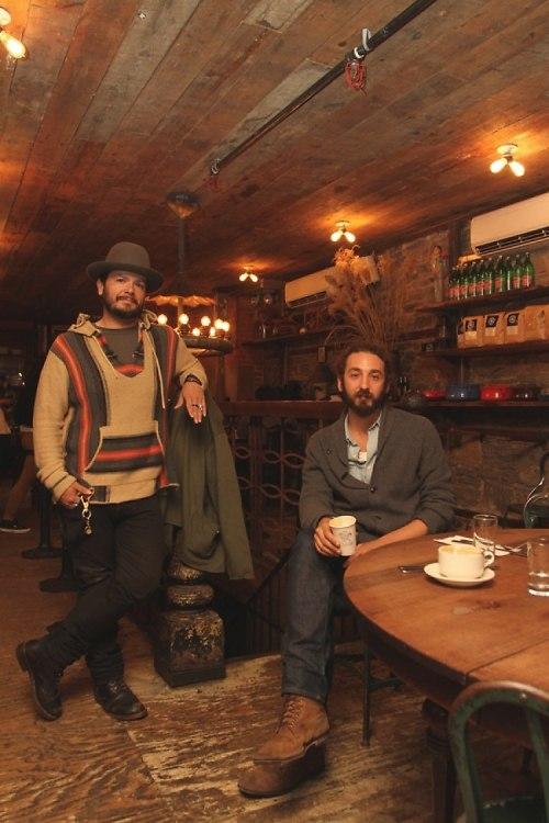 NYC Nightlife Innovators Sponsored By Heineken: Matt Kliegman And Carlos Quirarte