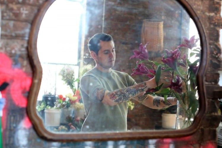 Interview: Michael & Darroch Putnam, Fashion's Favorite Florists