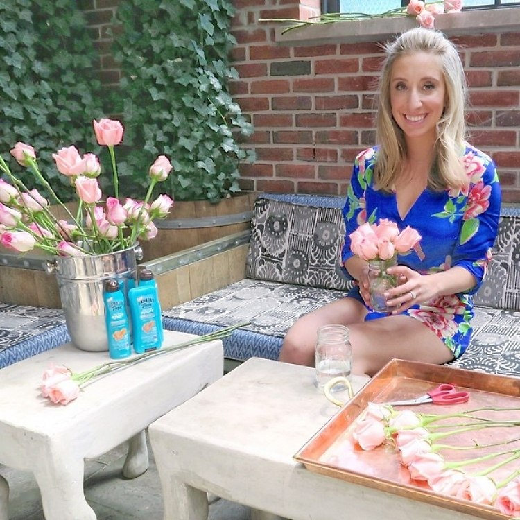 Julia Dzafic Of Lemon Stripes Shares The Secrets Of Her Colorful Lifestyle With The Help Of Hawaiian Tropic