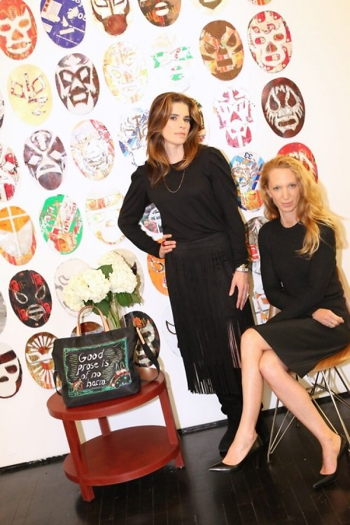 Interview: Monica & Lucy Of MZ Wallace On Their Limited Edition Collaboration With The NYPL