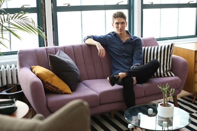 Homepolish Co-Founder Noa Santos Can Make Your Pinterest Decor Dreams Come True