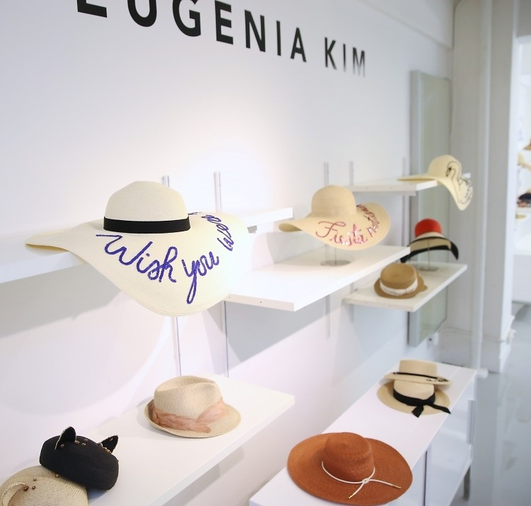 Eugenia Kim On Chic Chapeaux & Brightening Up Your Winter Wardrobe