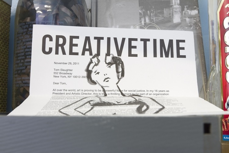 Interview With Creative Time's Anne Pasternak Who Is Changing The Way We View Our Public Art
