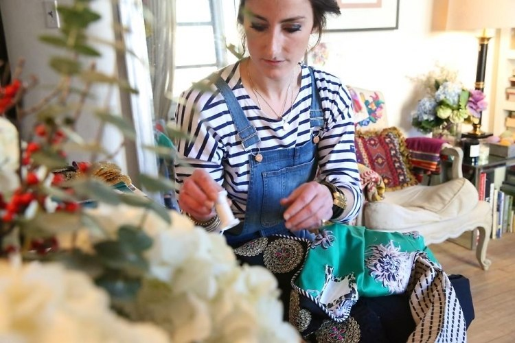 The Last Bohemian: Talking One-Of-A-Kind Designs With Alix Of Bohemia
