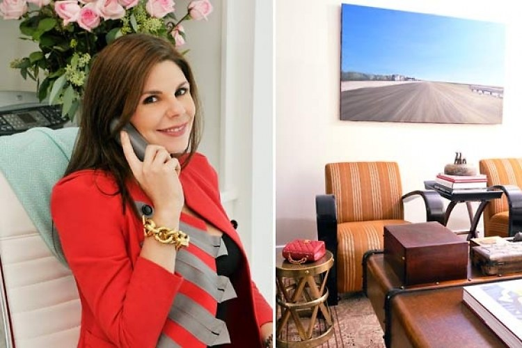 Interview: NYC Lifestyle Consultant Maria Brito On The Importance Of Integrating Art Into Our Personal Space