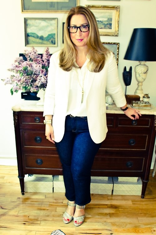 """Interview: Go Inside Heather Clawson's Home And Learn The Secret To Living """"Habitually Chic"""""""