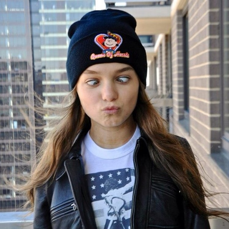Interview: Callie Reiff, The 13-Year-Old Fashion Mogul In The Making