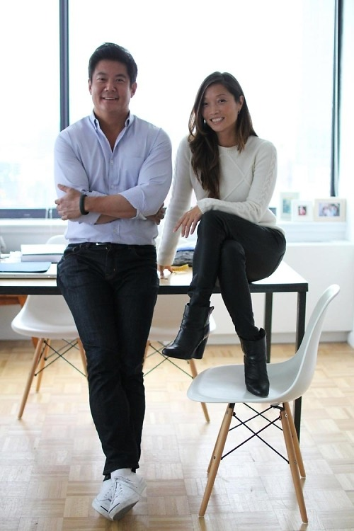 Interview: Ivory Row's Grace Chang & Pierre Kim On Making Luxury Cashmere Affordable