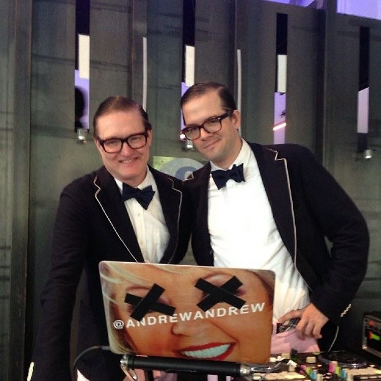 Interview: AndrewAndrew, The DJ Duo Causing Double-Takes For Over A Decade