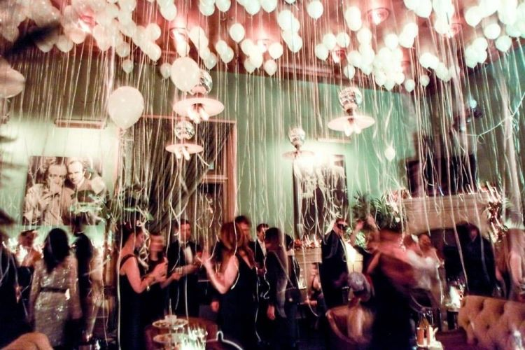 Nyc New Years Eve Parties