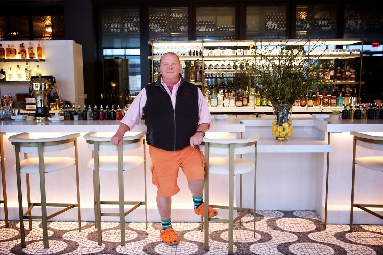Your First Look At La Sirena Mario Batali S New