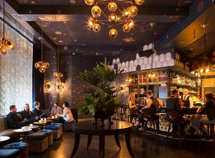 Best Nyc Restaurants For Guys Night Out
