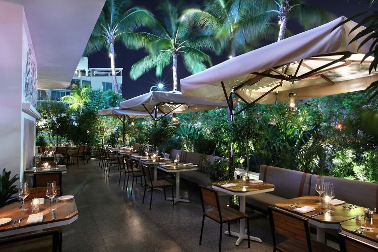 The 5 Coolest Places To Eat In Miami