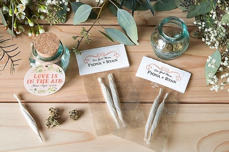 Wedding Gift Giveaway Ideas: Marijuana Marriages Are On The Rise: How To Have The