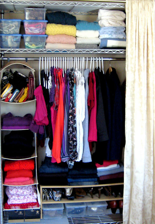 Jessica schroeder 39 s closet organization tips for Ideas to organize closets