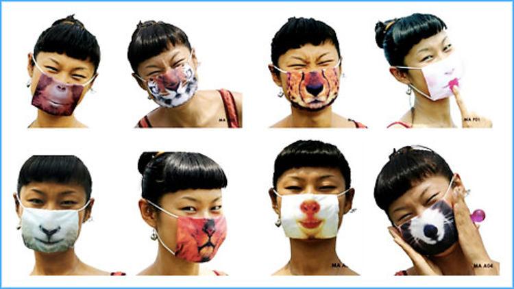 Get Your Stylish Swine Flu Masks Now