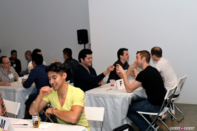 Speed dating los angeles 21+