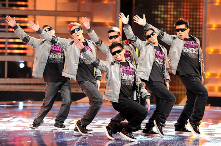 america s best dance crew and c
