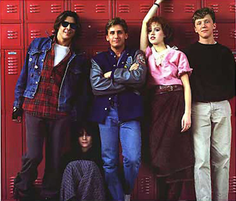 a film analysis of the breakfast club by john hughes 2015-2-2  the orbits of 'coming-of-age' epics old and new collide this february as richard linklater's boyhood competes to win the oscar for best picture while cult classic the breakfast club celebrates its 30th anniversary.