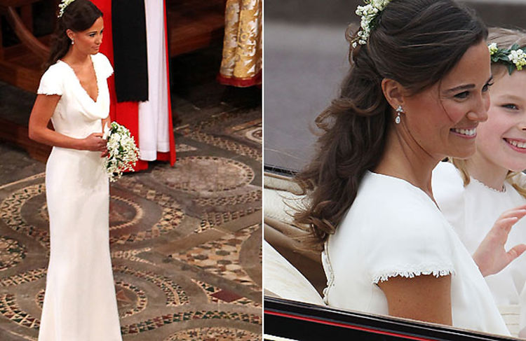 Daily Style Phile Pippa Middleton Regal Elegance