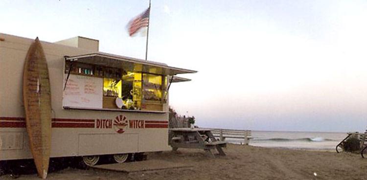 Ditch Plains Food Truck